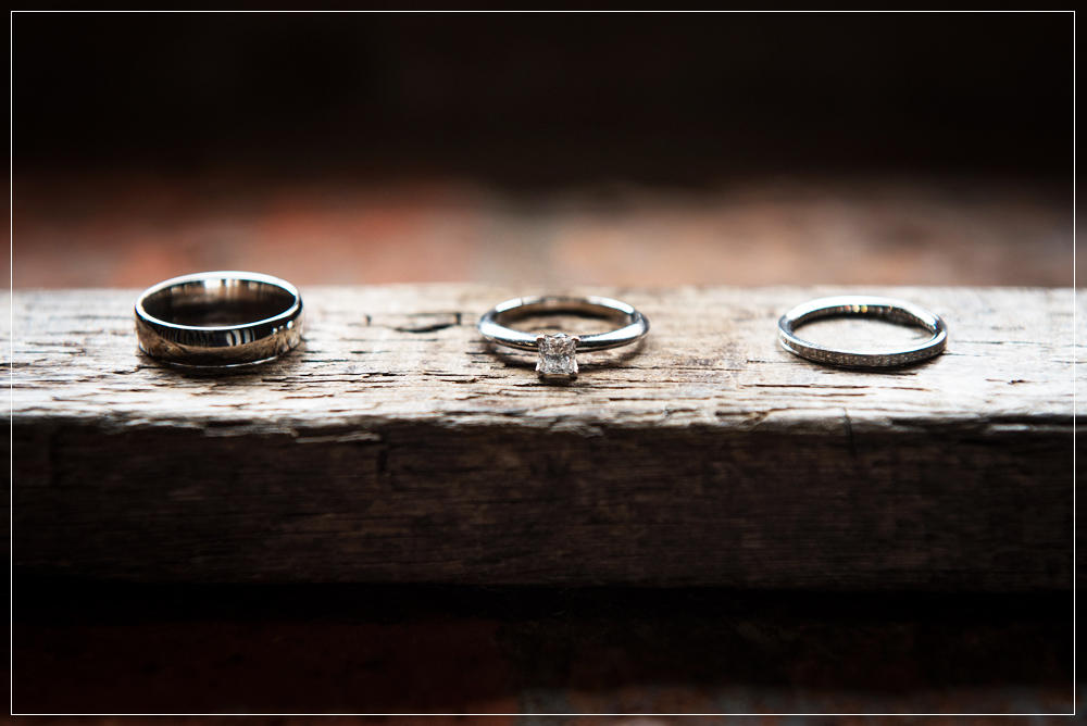 rings engagement his and hers wedding rings