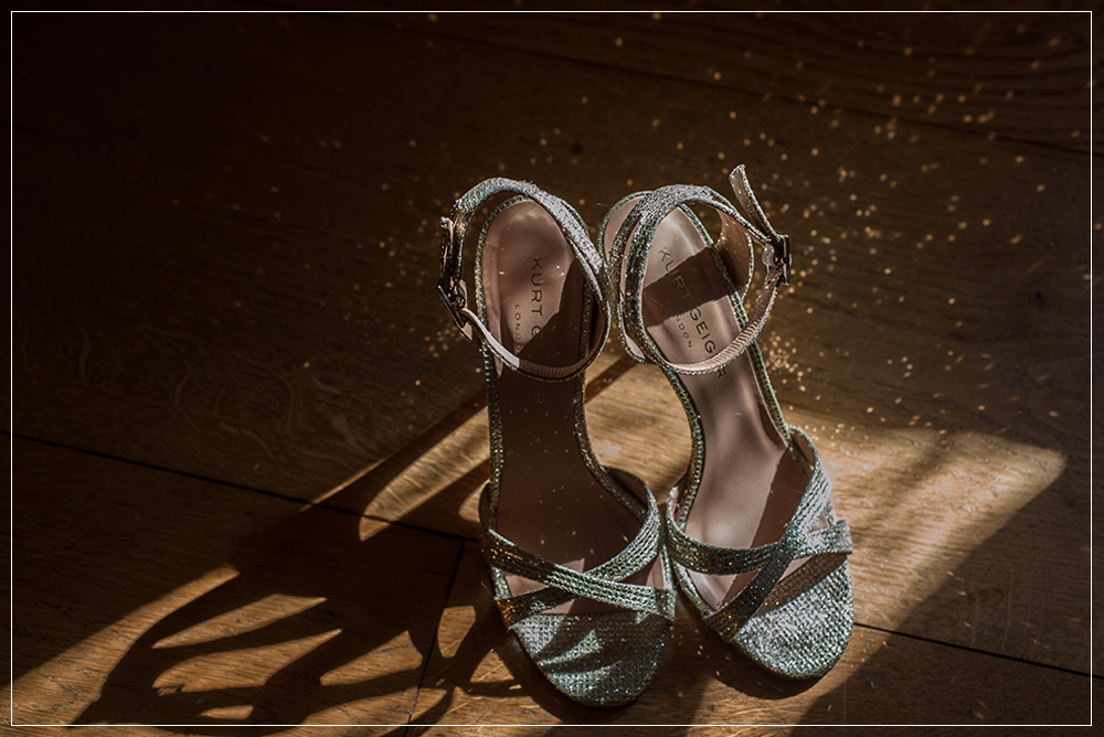 Lauren Kurt Geiger Shoes in Sunlight sparkles